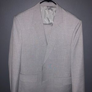 Other - Custom Tailored Gray Suit